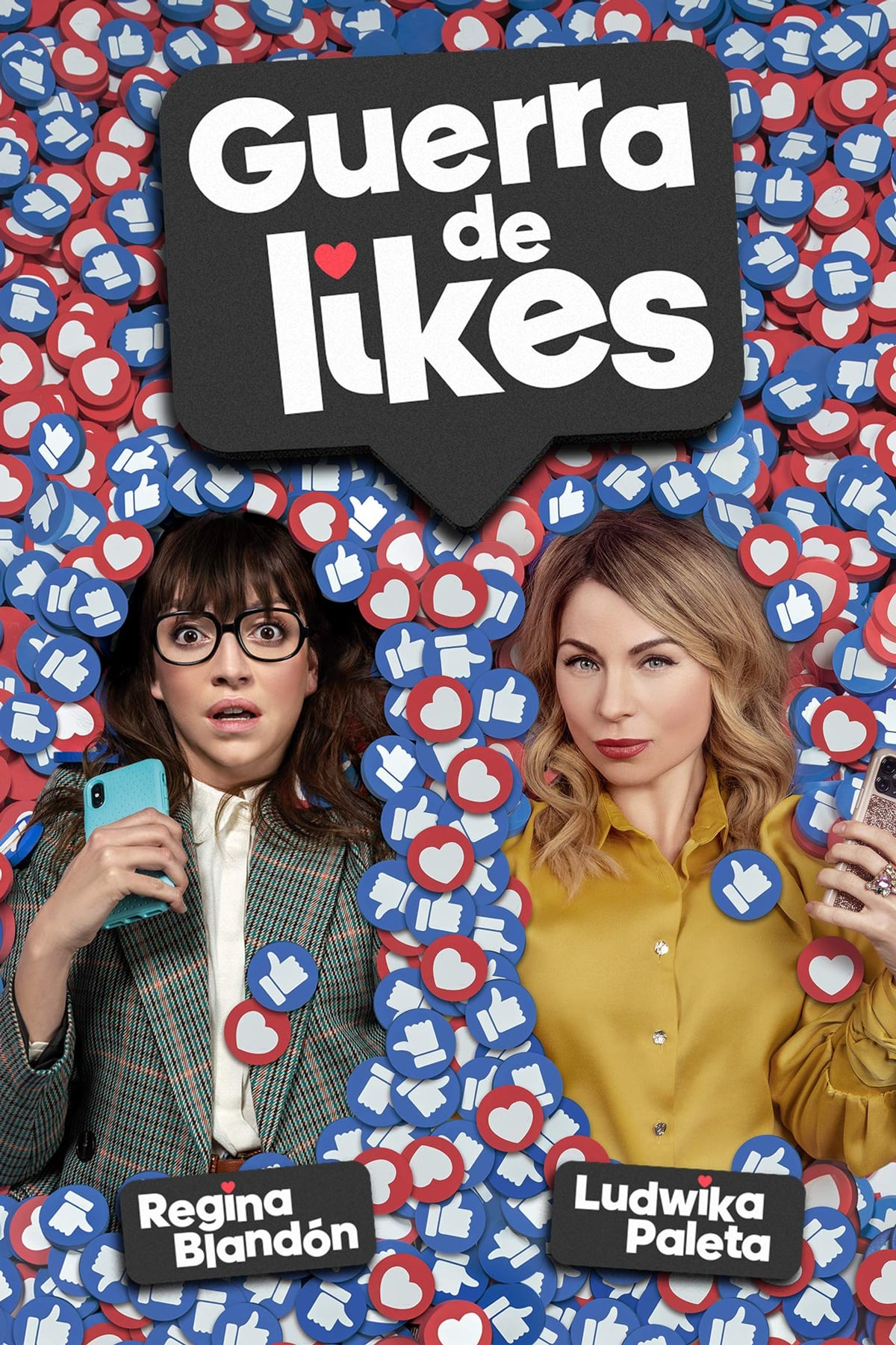 Guerra de Likes Dublado