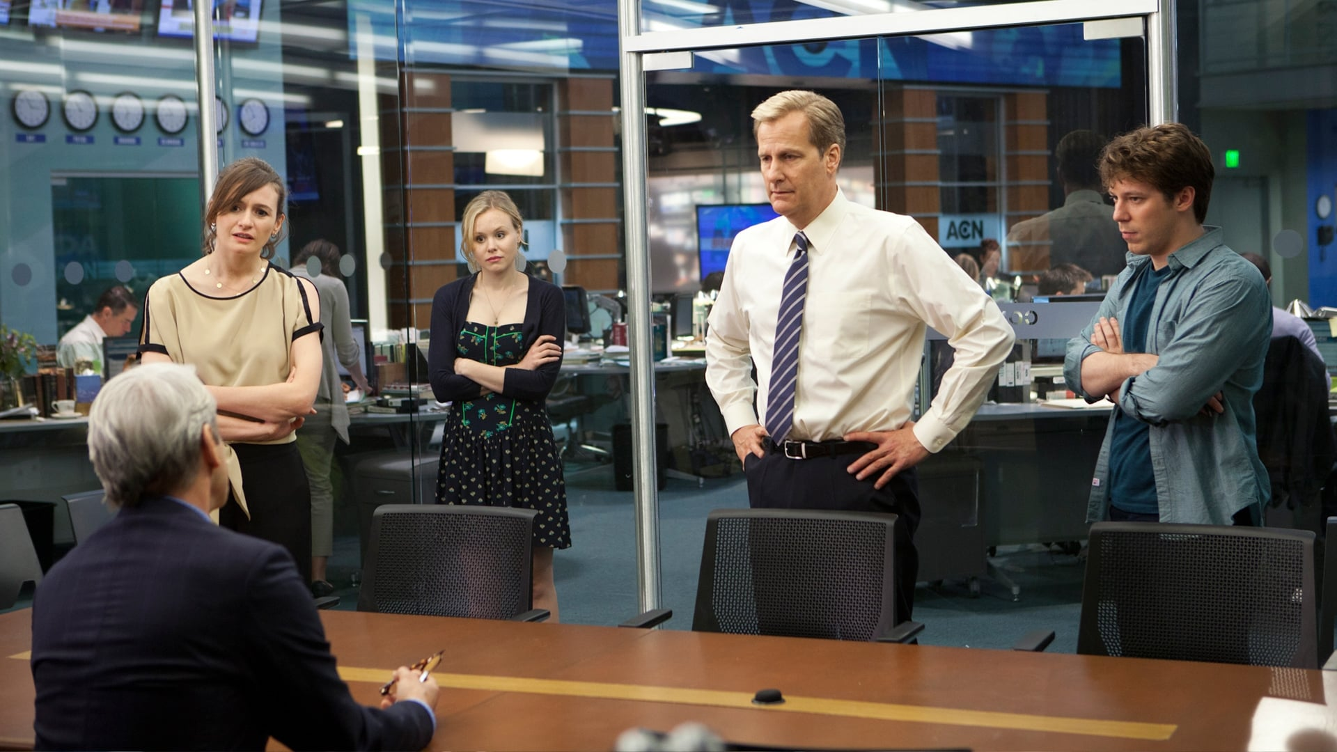 Watch The Newsroom Season 1 Episode 7 in High Quality