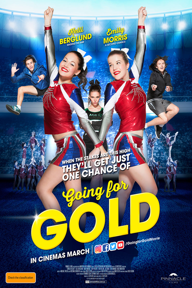 Ver Going For Gold Online HD Español (2018)