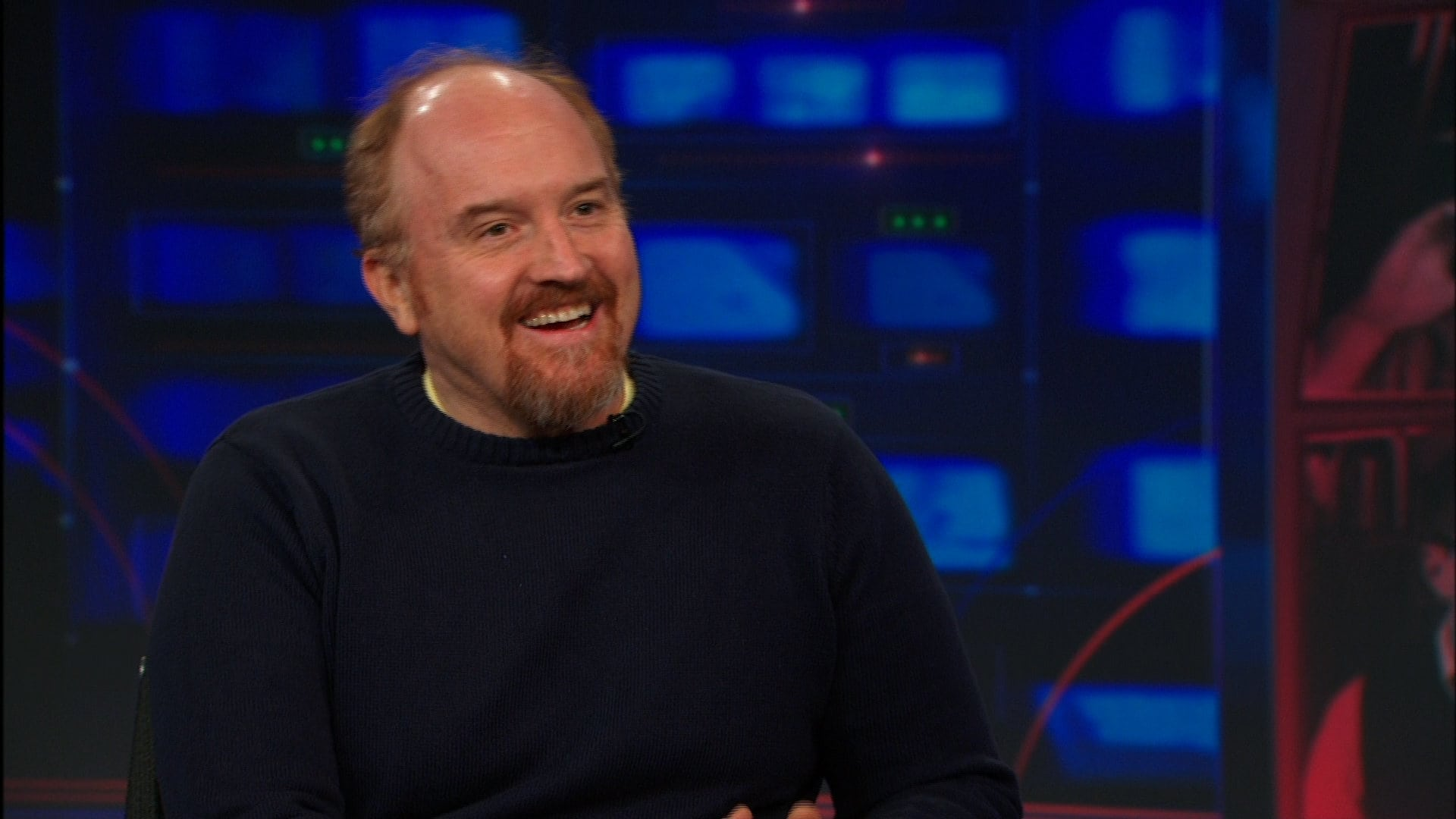 The Daily Show with Trevor Noah Season 19 :Episode 54  Louis C.K.