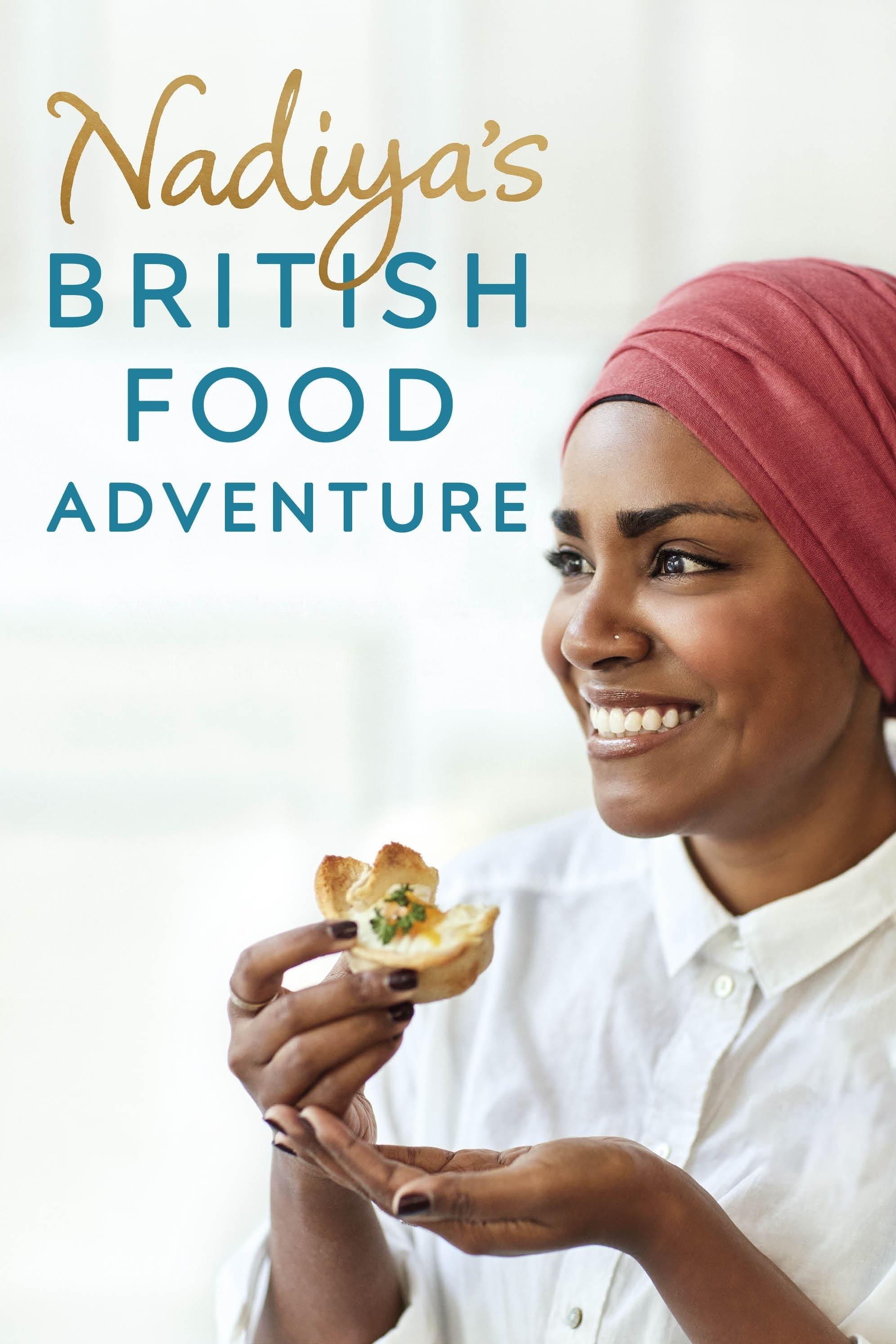 Nadiya's British Food Adventure TV Shows About Baking