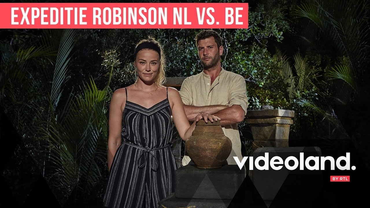 Expeditie Robinson: NL vs BE