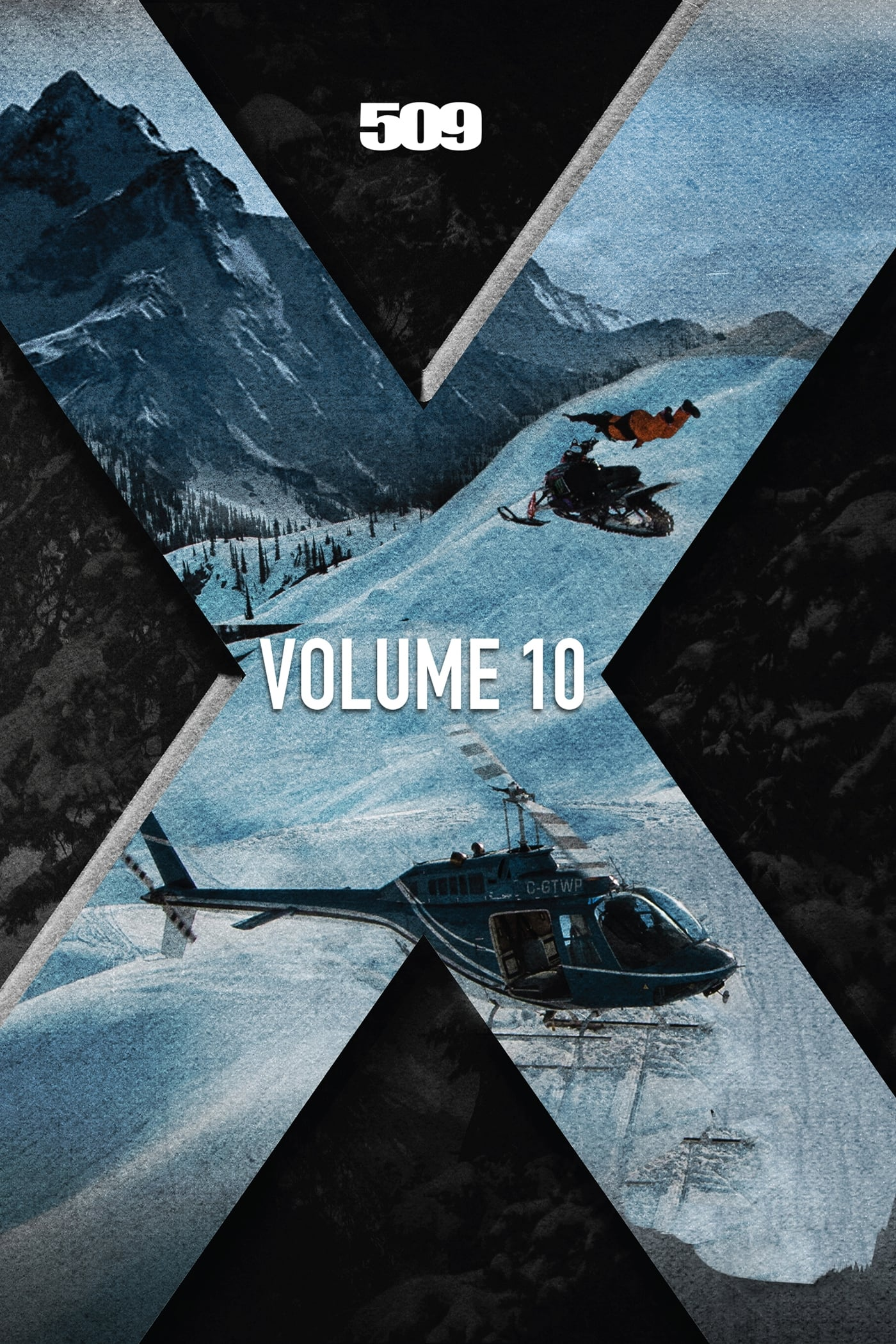 509 Films: Volume 10 on FREECABLE TV