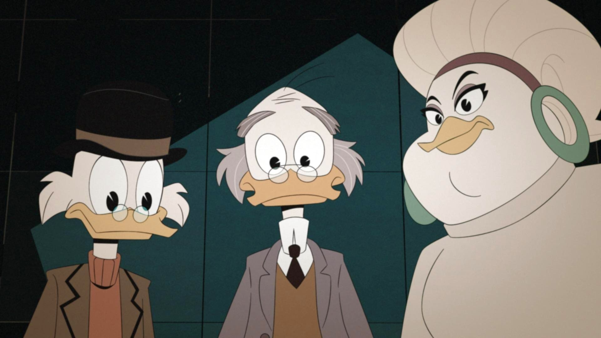 DuckTales Season 1 :Episode 17  From the Confidential Casefiles of Agent 22!
