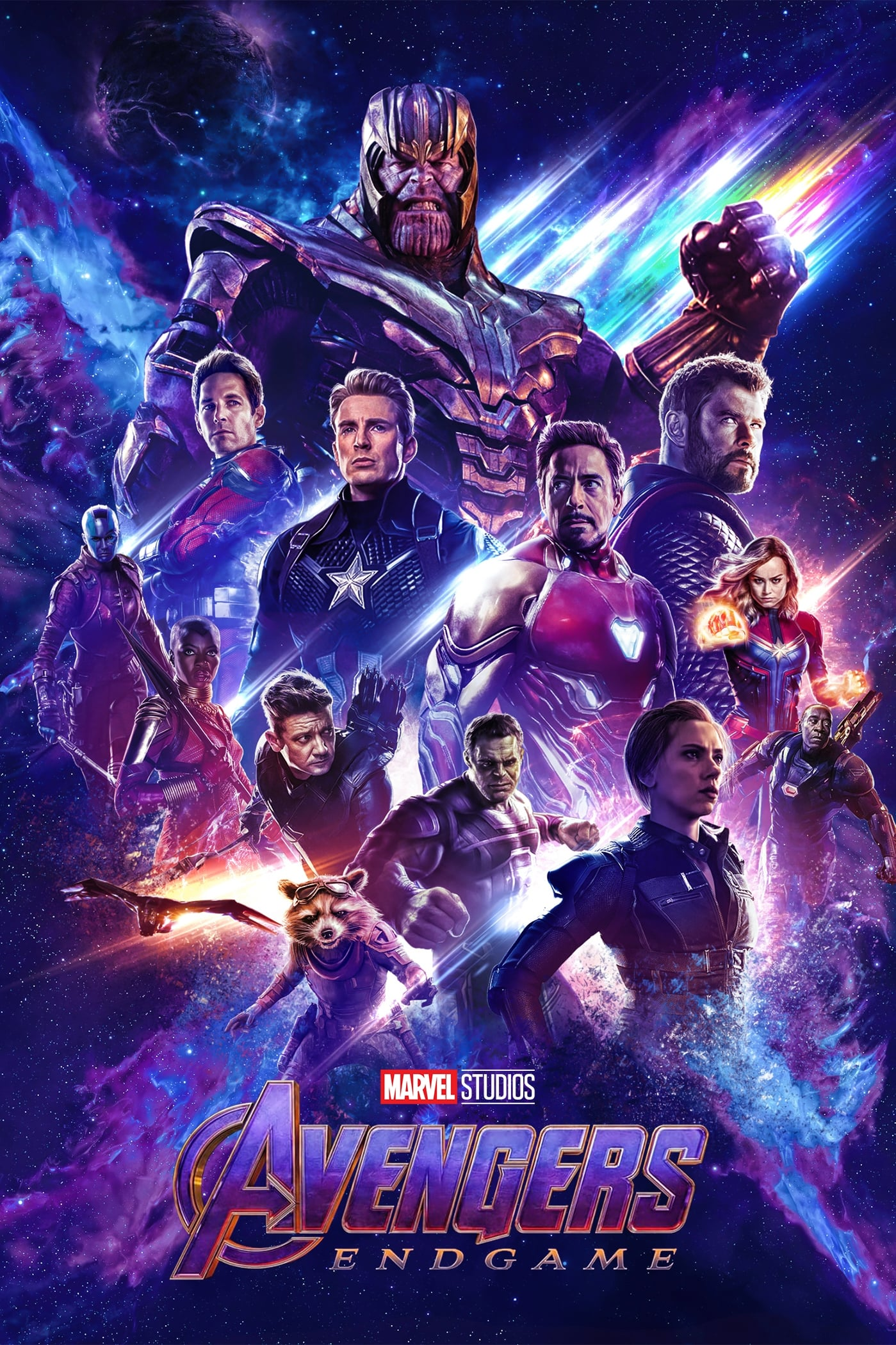 Avengers: Endgame (2019) [Hindi 5.1+English 5.1] | x265 10Bit BluRay | 1080p | 720p | 480p | Download | Watch Online | GDrive | Direct Links
