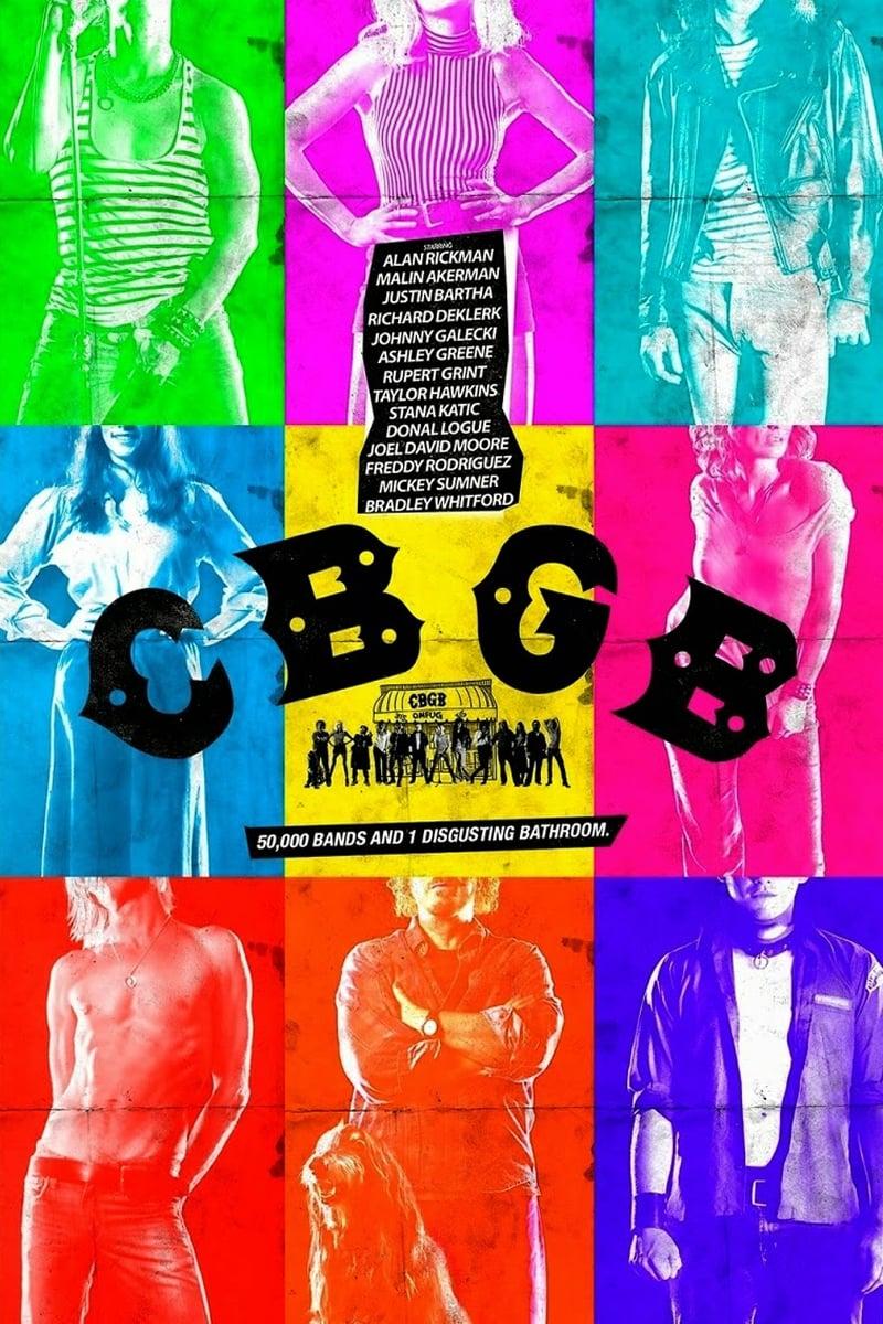 CBGB: O Berço do Punk Rock Dublado