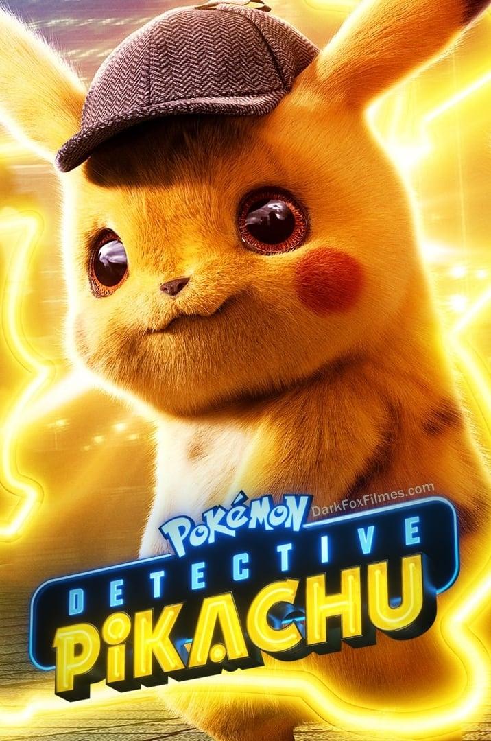 Pelicula Pokémon Detective Pikachu (2019) HD 1080P LATINO/INGLES Online imagen