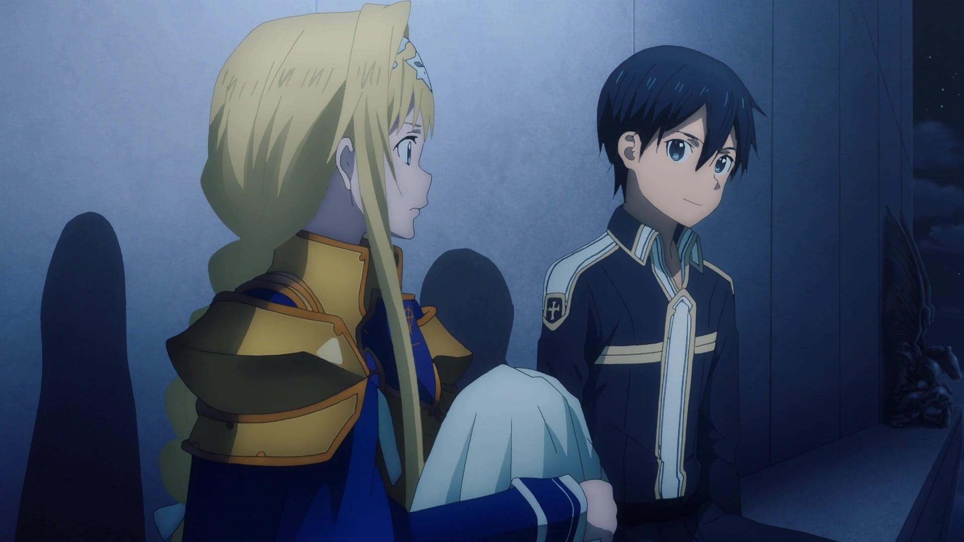 Sword Art Online Season 0 :Episode 24  Alicization 18.5: Recollection