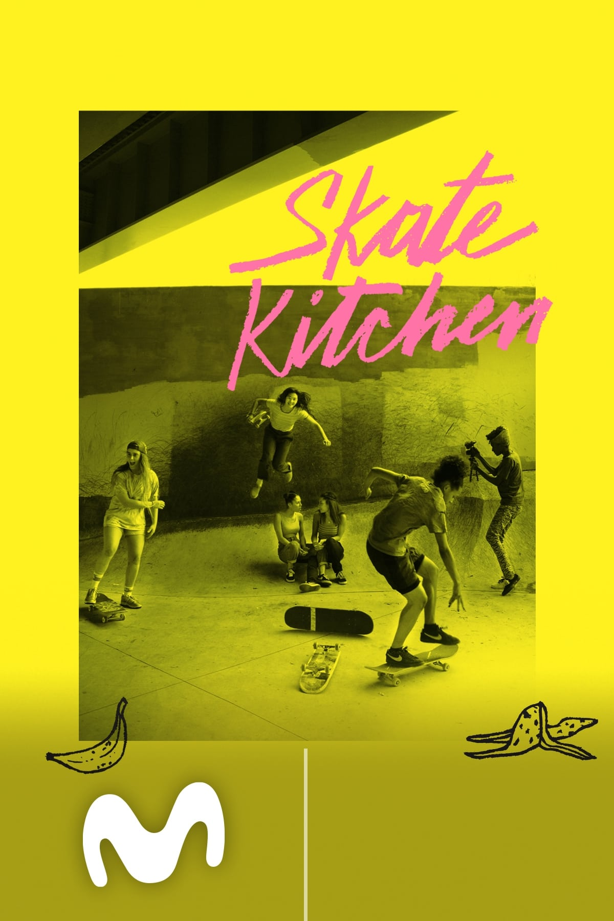 Póster Skate Kitchen