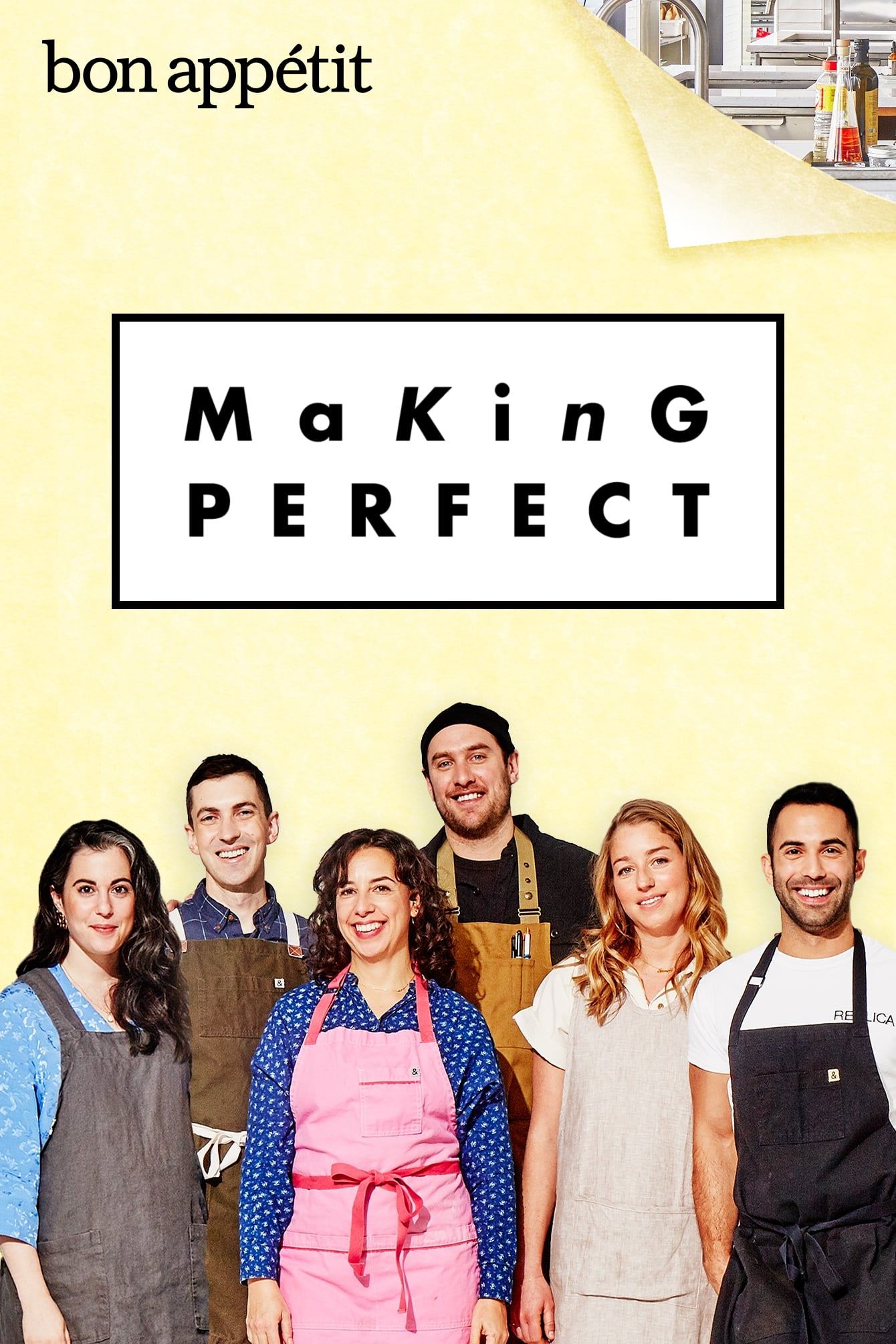 Making Perfect TV Shows About Baking
