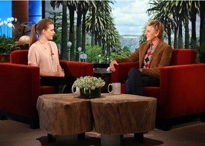 The Ellen DeGeneres Show Season 9 :Episode 46  Amy Adams