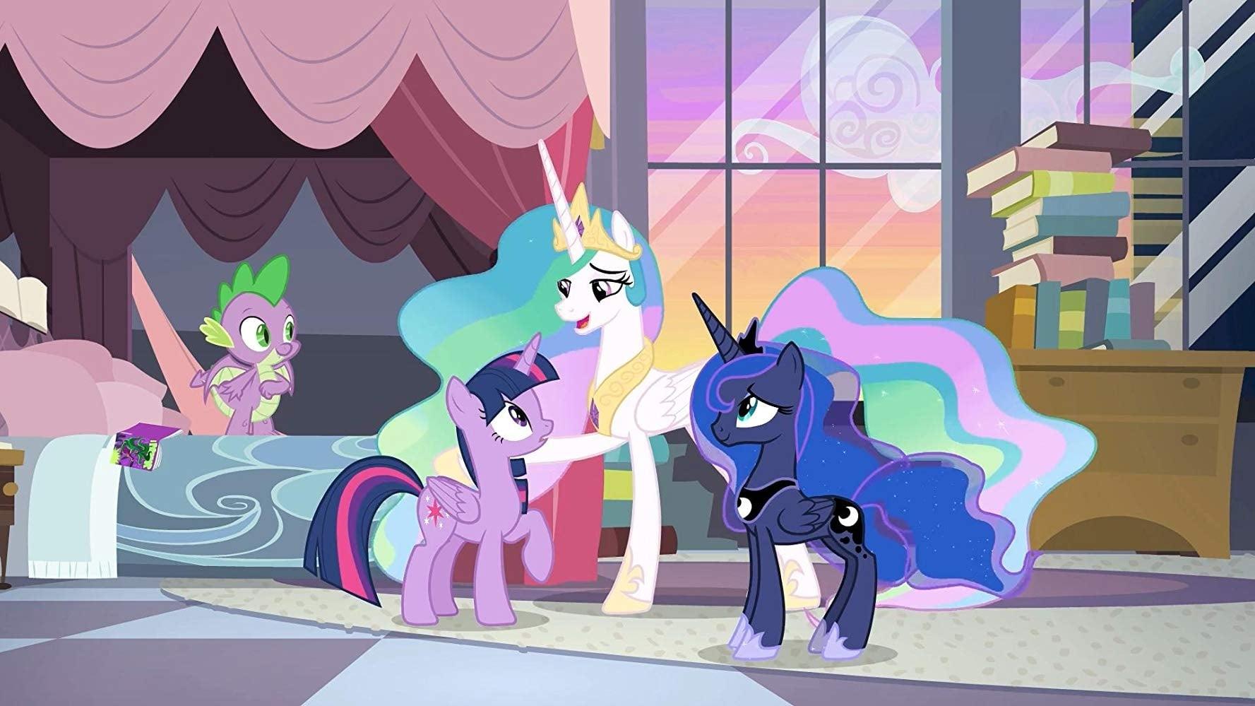 Watch My Little Pony: Friendship Is Magic - Season 9 Episode