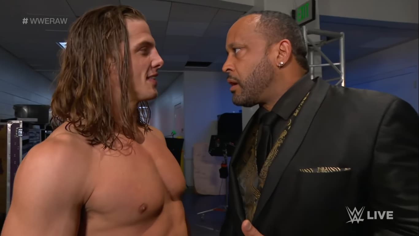 WWE Raw Season 28 :Episode 47  November 23, 2020