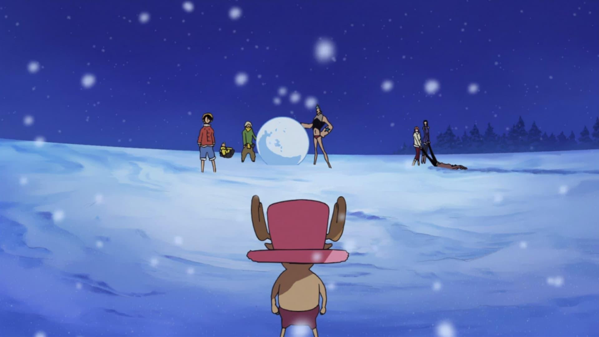 One Piece: Episodio de Chopper Plus: Florece el invierno, el milagro de los cerezos (2008)