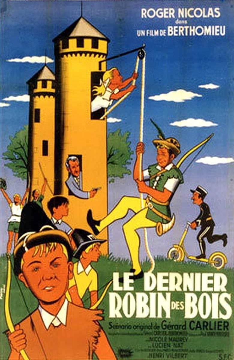 Le dernier Robin des Bois (1953)