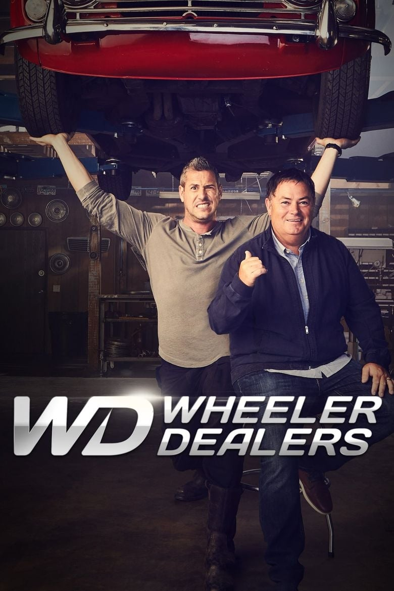 Wheeler Dealers Season 20