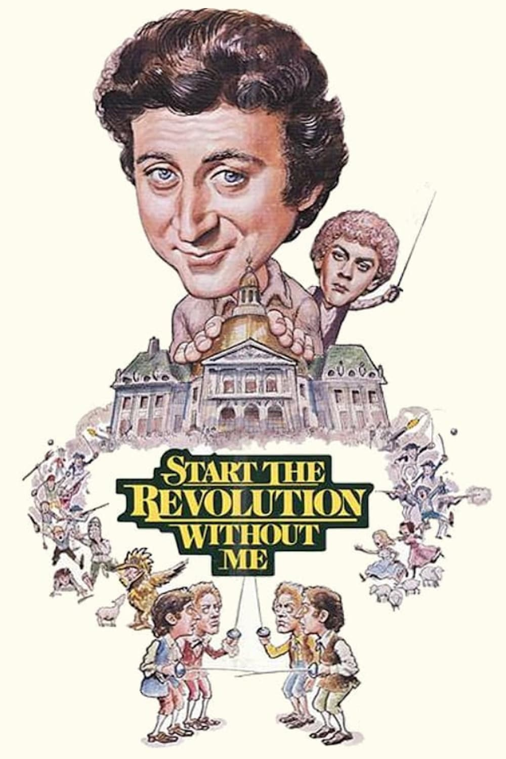 Start the Revolution Without Me (1970)