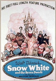 Snow White and the Seven Dwarfs (1937) - Posters — The ...