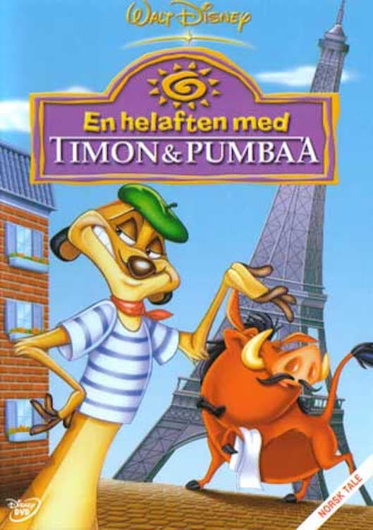 Dining Out with Timon & Pumbaa (1996)