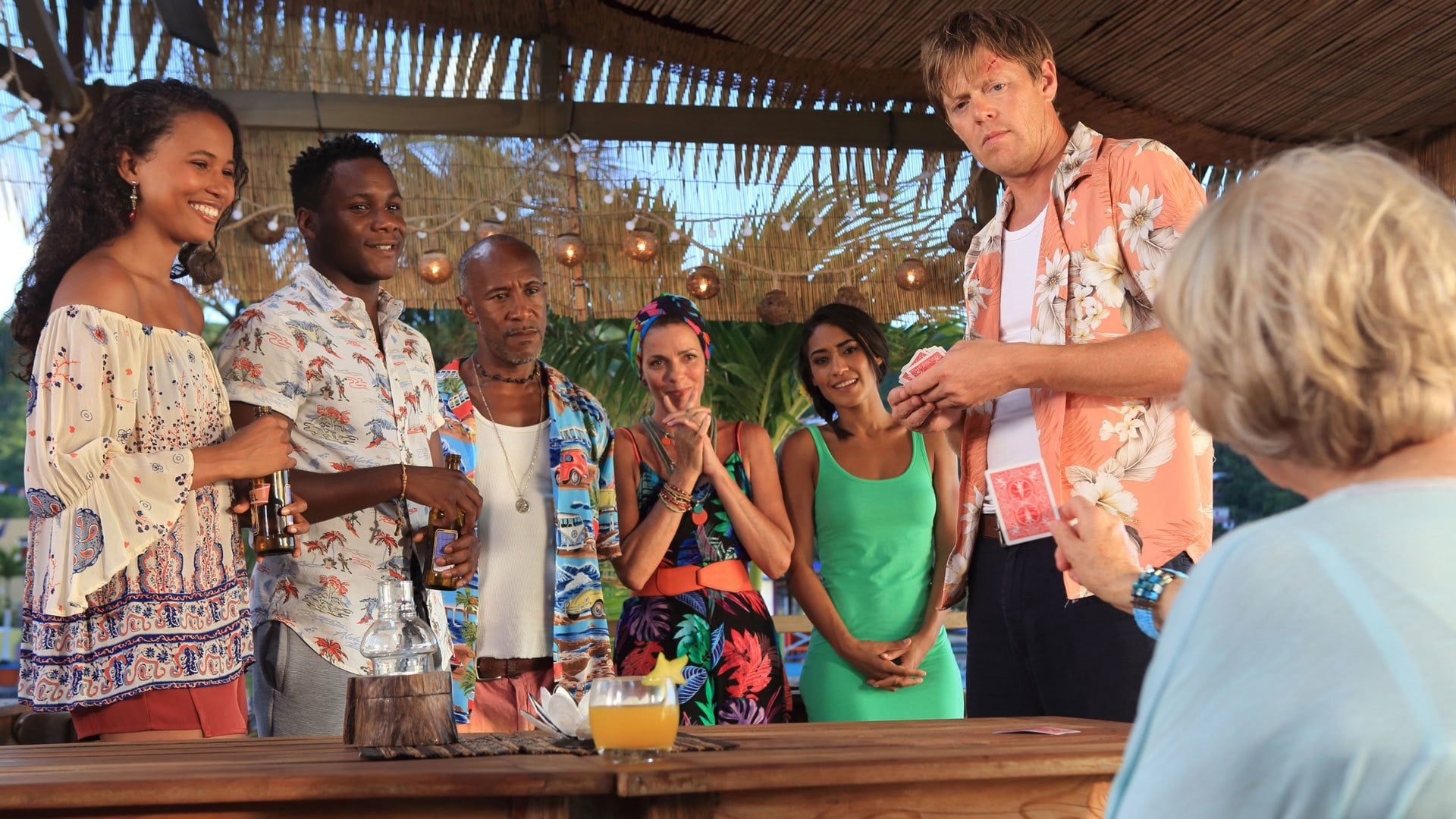 Death in Paradise - Season 5 Episode 5 : Lost Identity