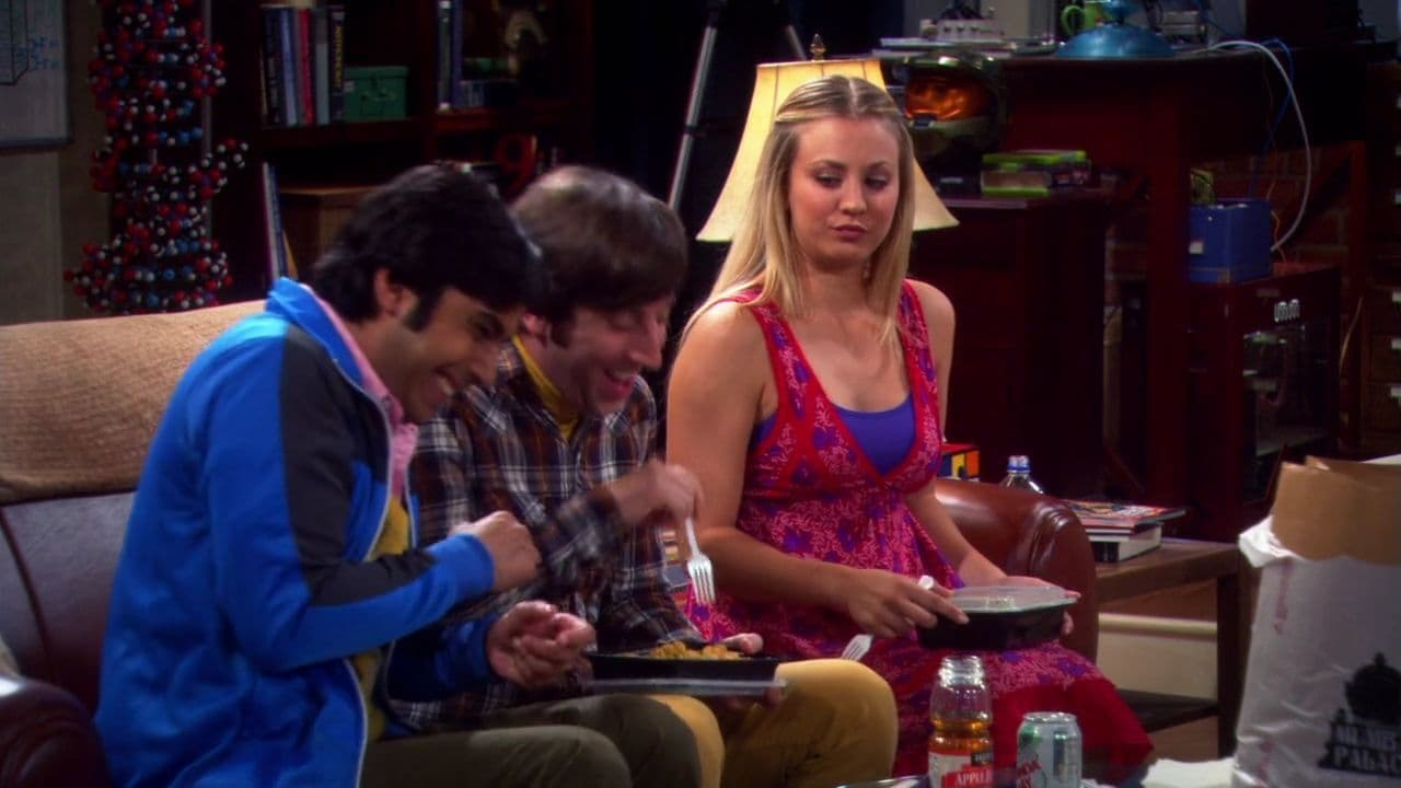 The Big Bang Theory Season 4 :Episode 2  The Cruciferous Vegetable Amplification