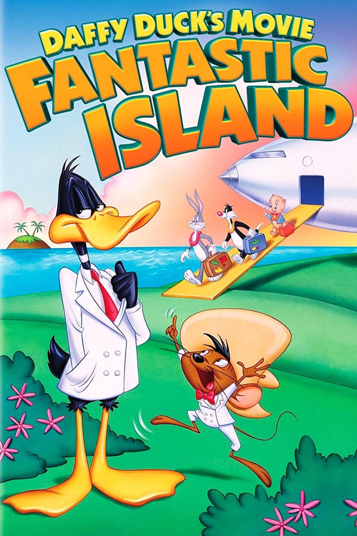 Patolino: A Ilha Fantástica Dublado
