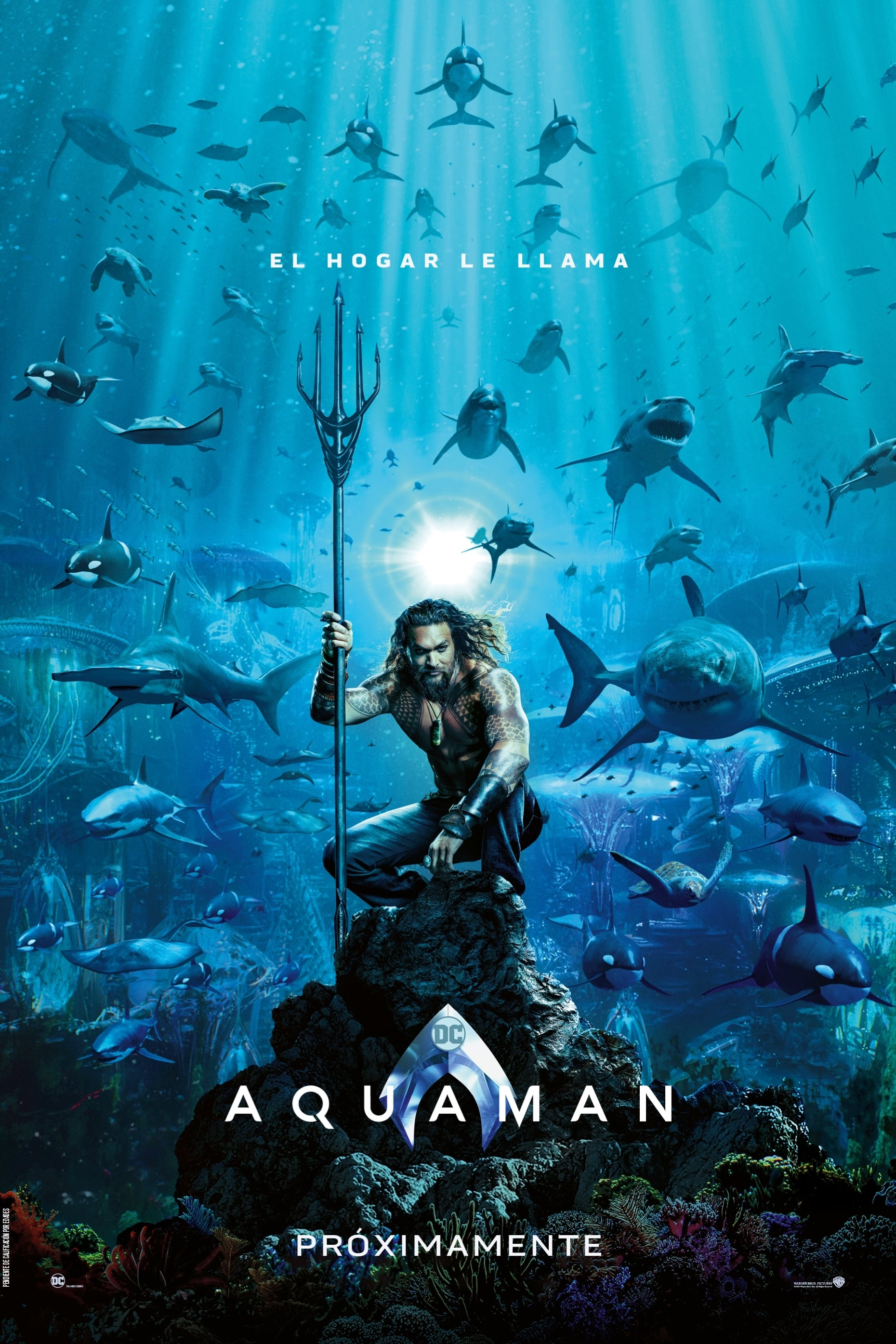 Poster and image movie Aquaman