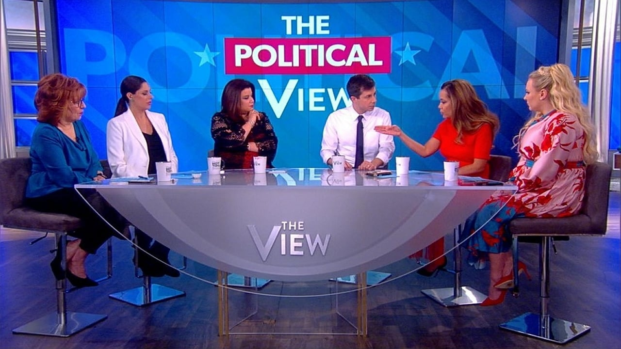 The View Season 22 :Episode 127  Pete Buttigieg