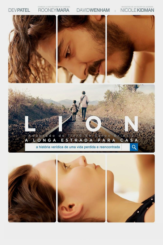 assistir filme lion: uma jornada para casa