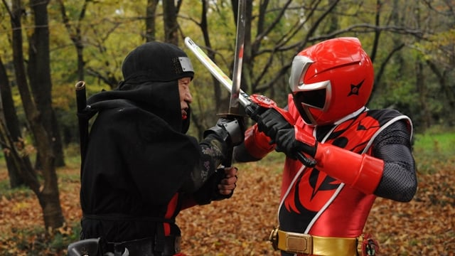 Super Sentai Season 39 :Episode 44  Final Battle! The Last Ninja's Ordeal