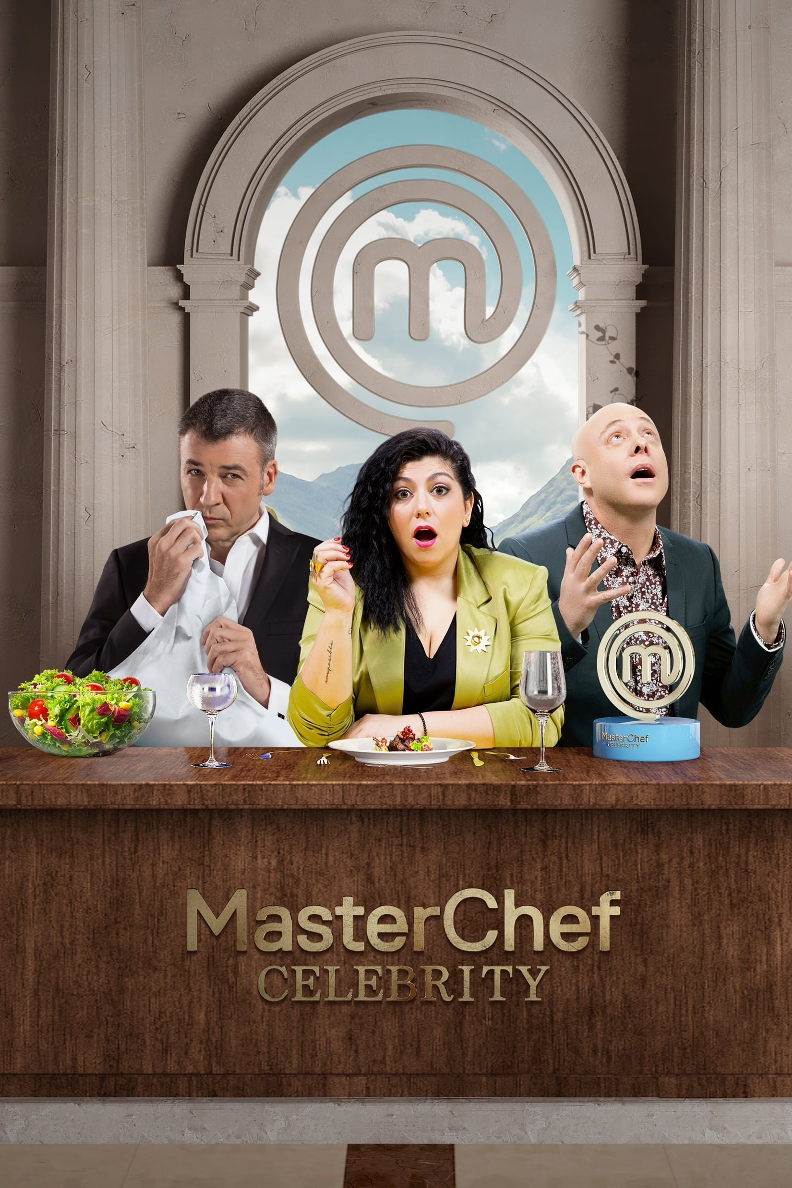 MasterChef Celebrity TV Shows About Cooking Competition