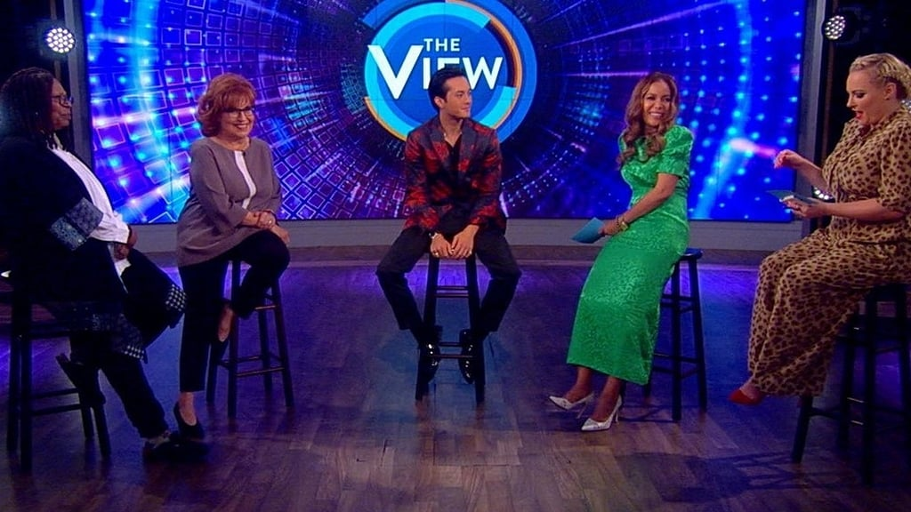 The View Season 22 :Episode 164  Laine Hardy