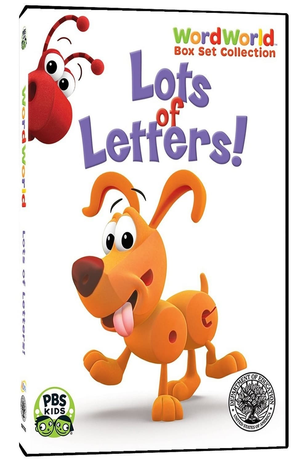 WordWorld: Lots Of Letters (2009)