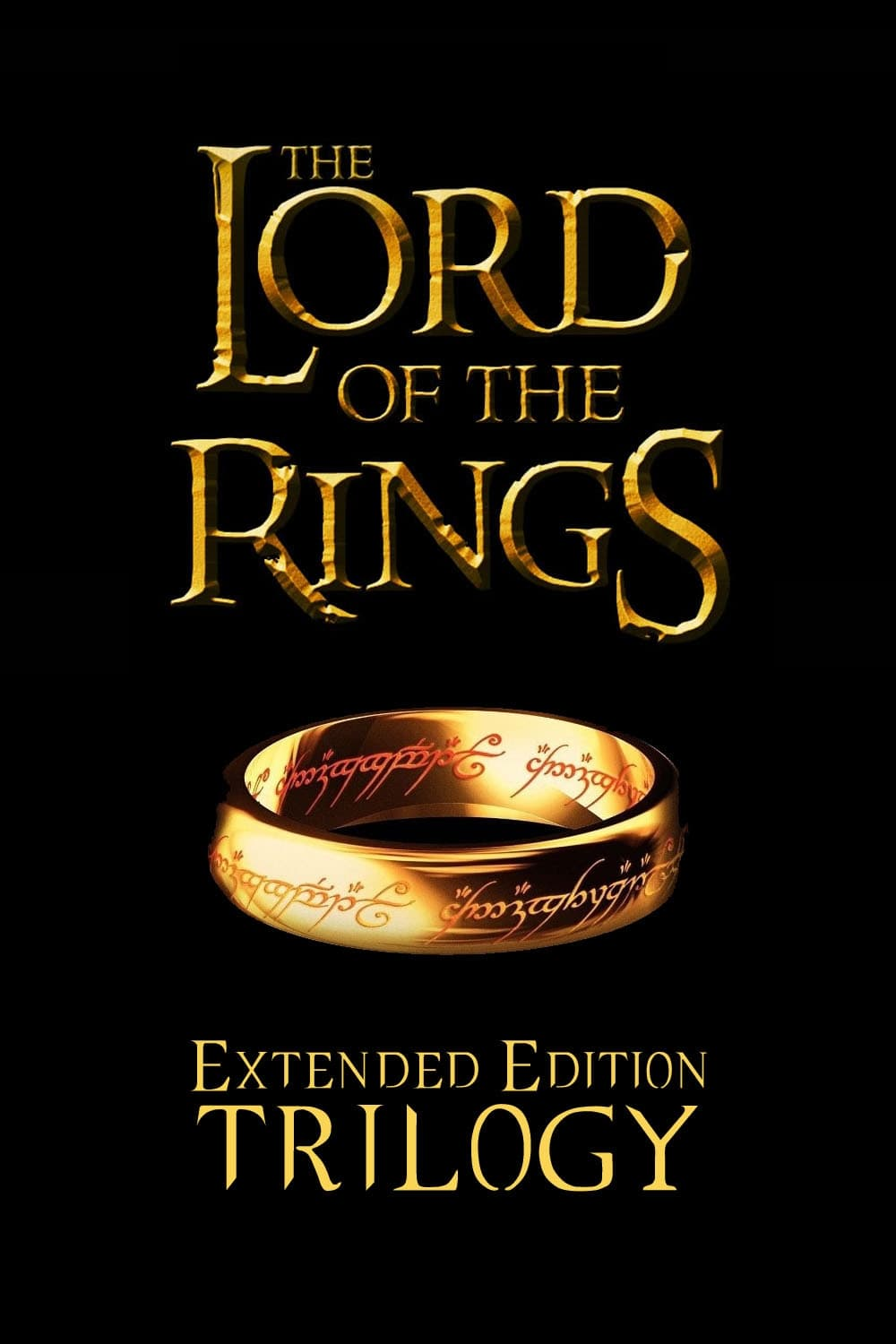 The Lord of the Rings Collection (2001-2003) - Posters — The