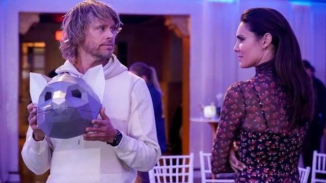 NCIS: Los Angeles Season 11 :Episode 13  High Society