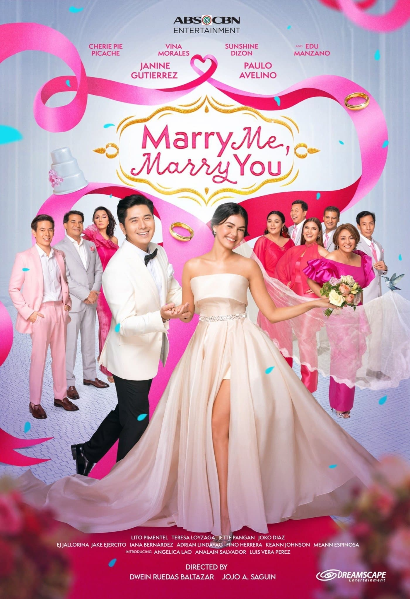 Marry Me, Marry You TV Shows About Love Triangle