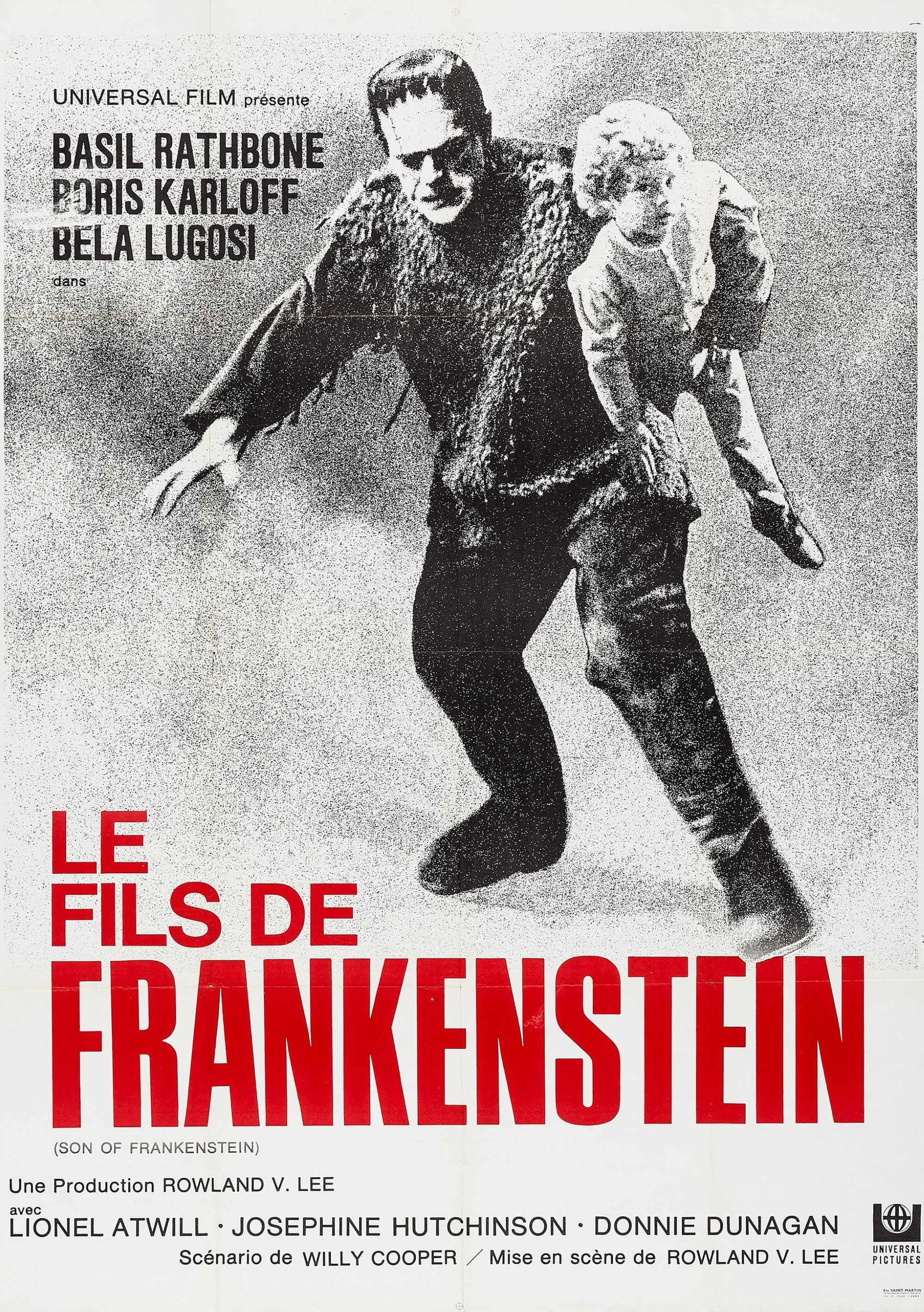 voir film Le Fils de Frankenstein streaming
