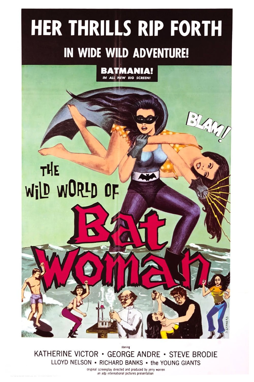 The Wild World of Batwoman (1966)