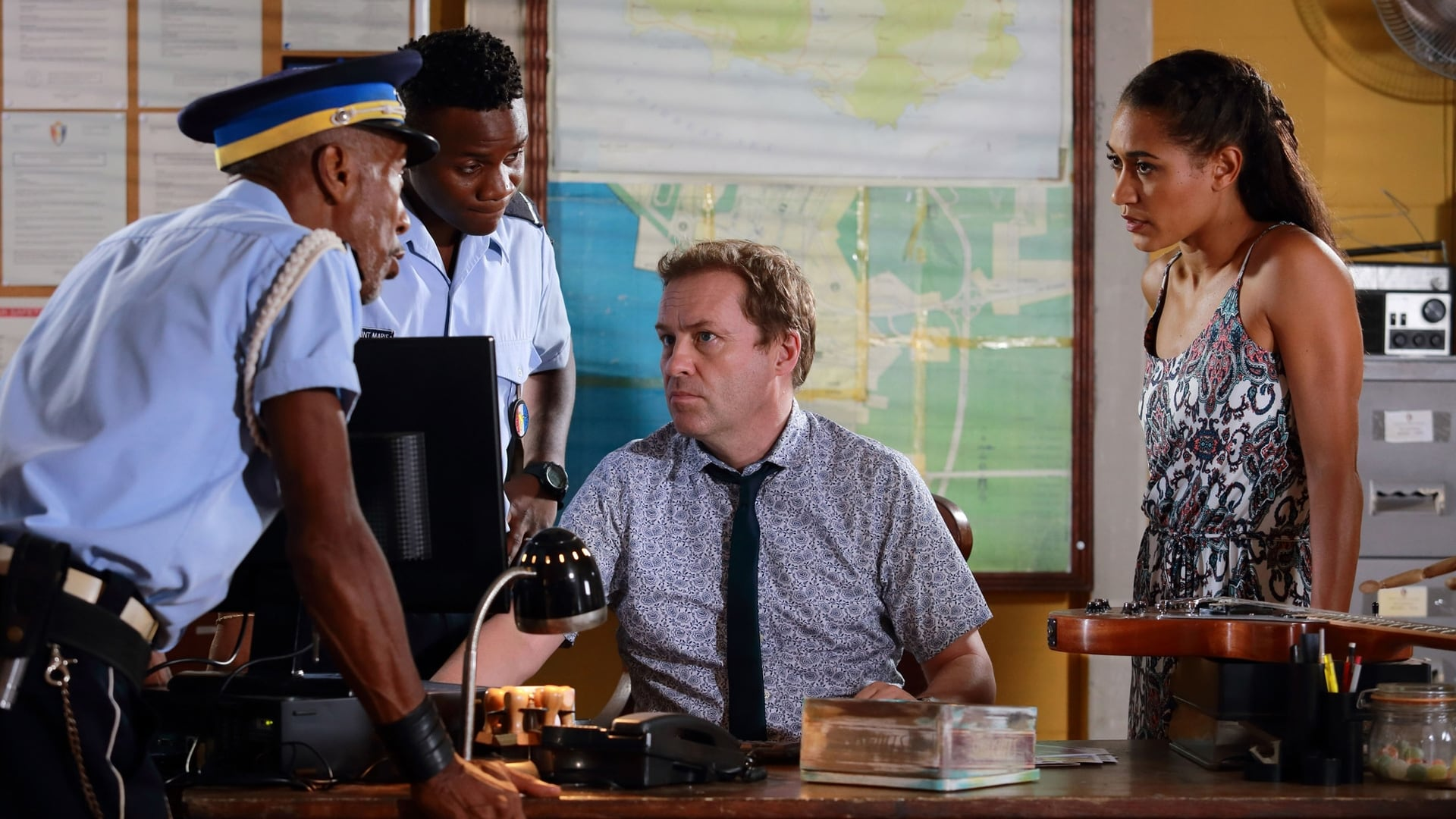 Death in Paradise - Season 7 Episode 8 : Melodies of Murder