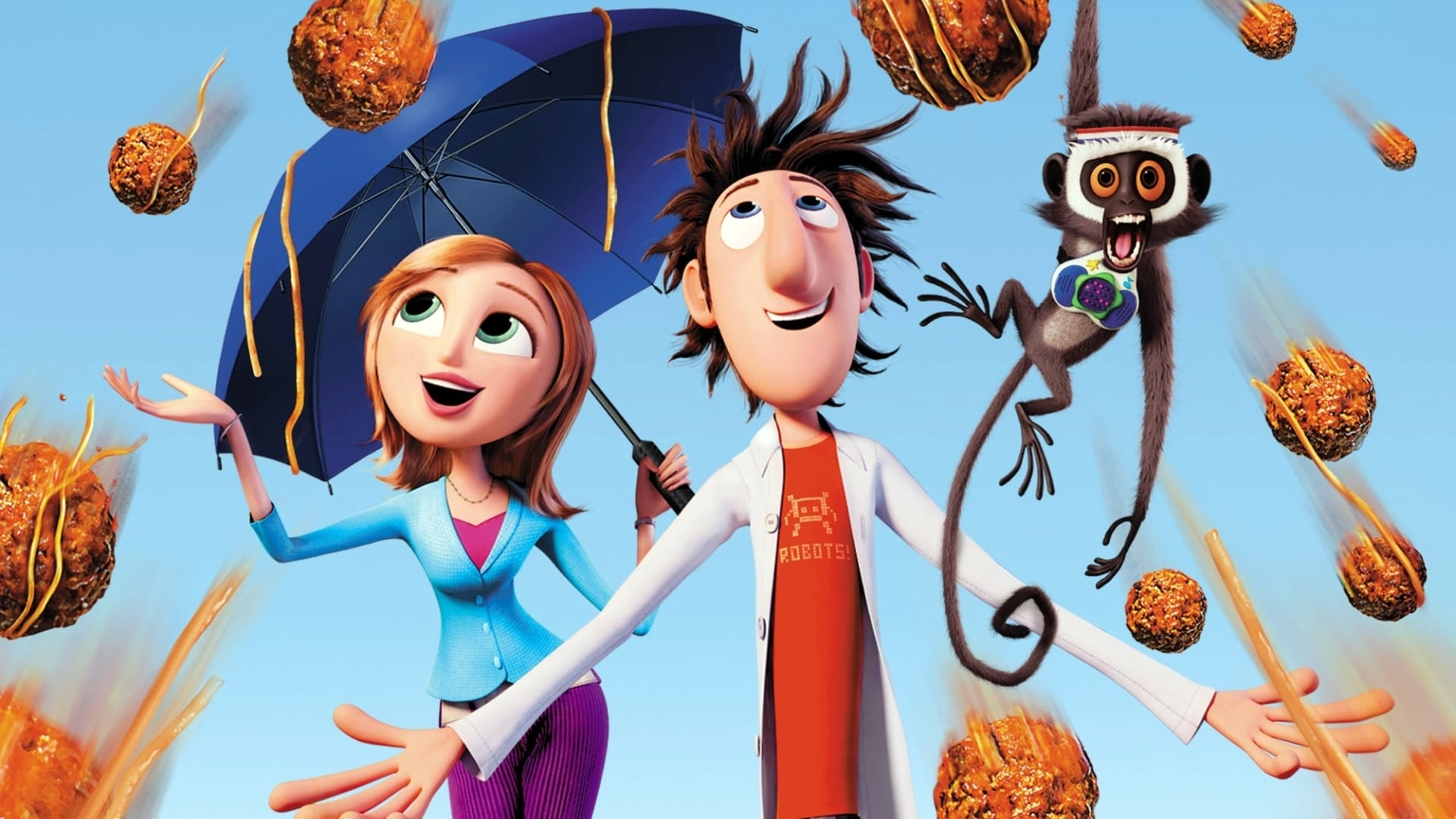 Cloudy With A Chance Of Meatballs 2009 Backdrops The Movie Database Tmdb