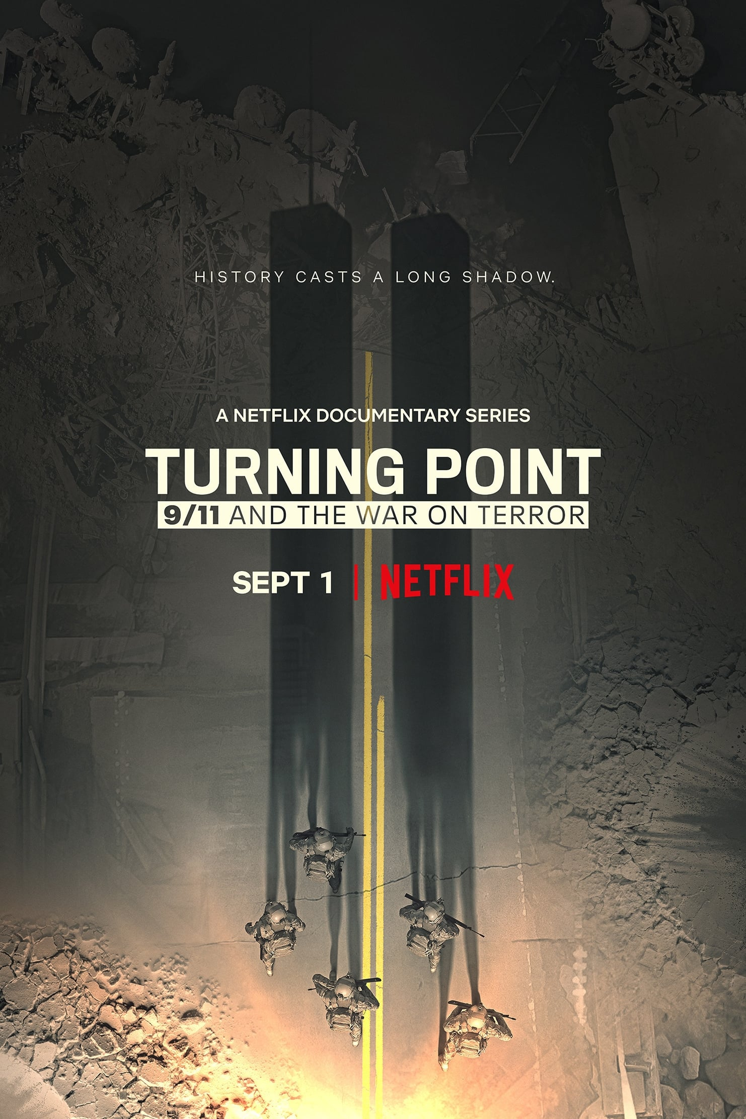 Turning Point: 9/11 and the War on Terror TV Shows About Politics