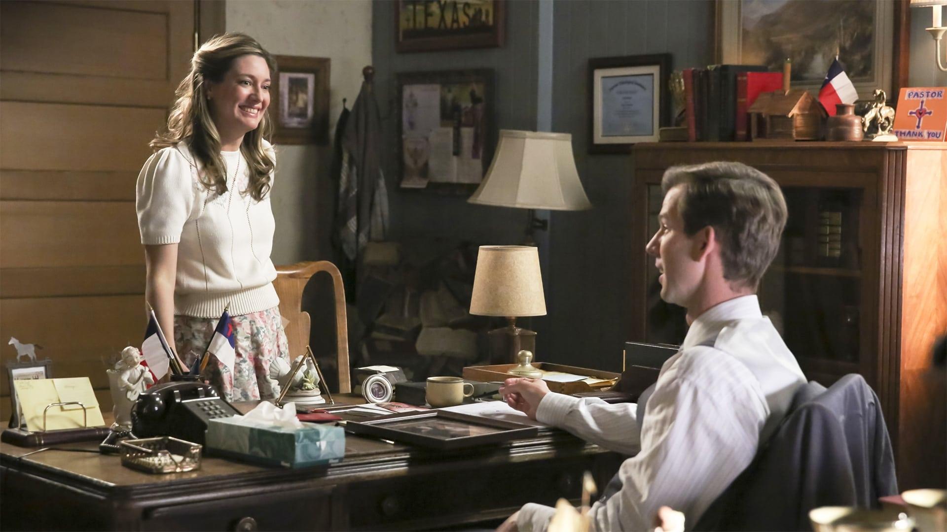 Young Sheldon Season 2 :Episode 21  Ein gebrochenes Herz, ein Krokomonster und die schöne Polizistin