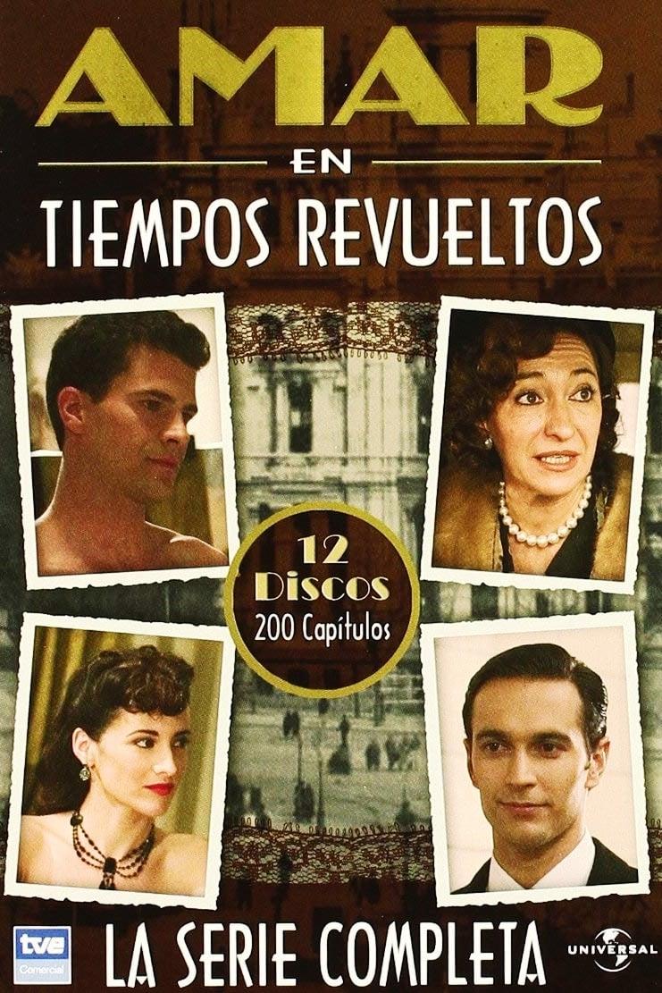 Amar en tiempos revueltos (2005)