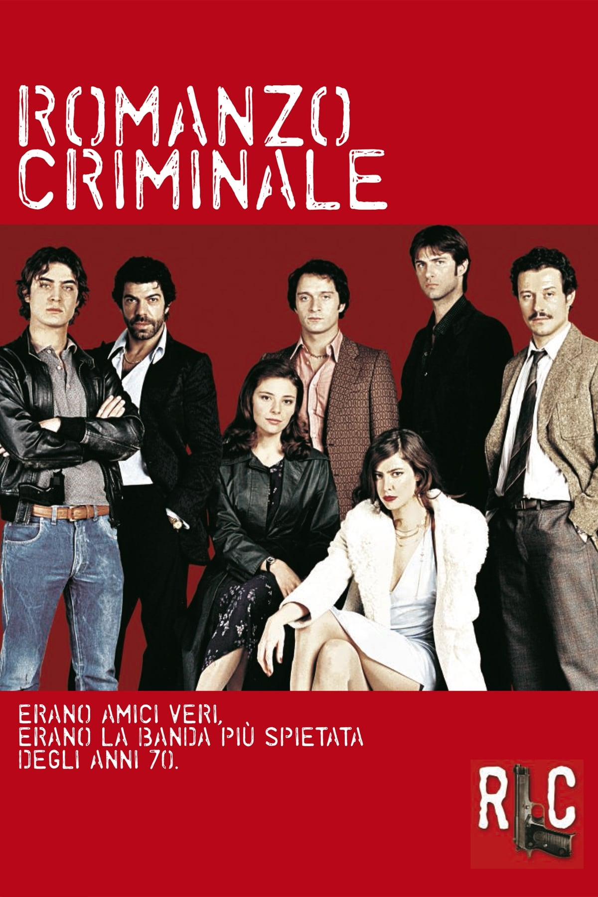 Romanzo Criminale Streaming Ita