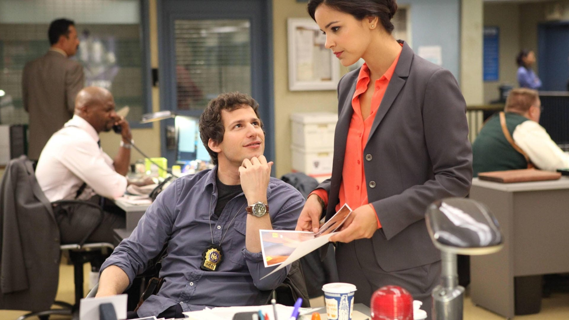 Brooklyn Nine-Nine Season 1 :Episode 1  Pilot