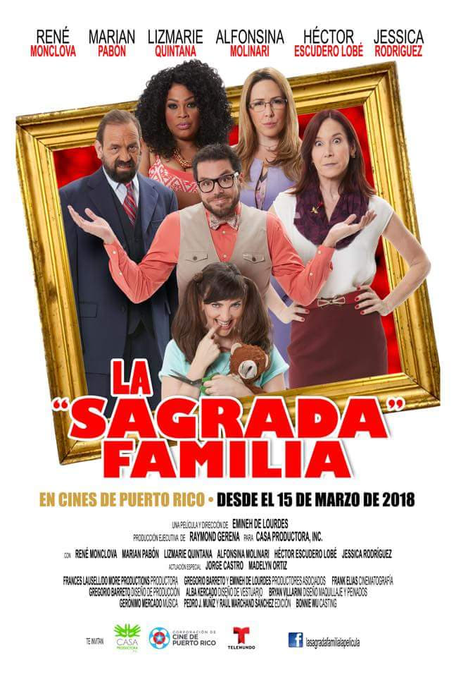 Ver La Sagrada Familia Online HD Español ()