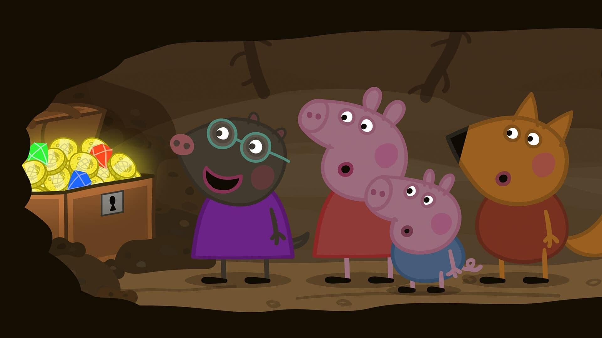 Peppa Pig Season 6 :Episode 25  Buried Treasure