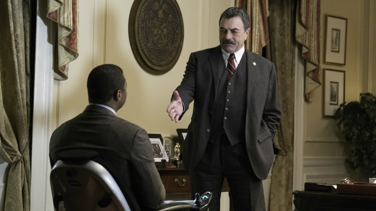 Blue Bloods Season 7 :Episode 22  The Thin Blue Line