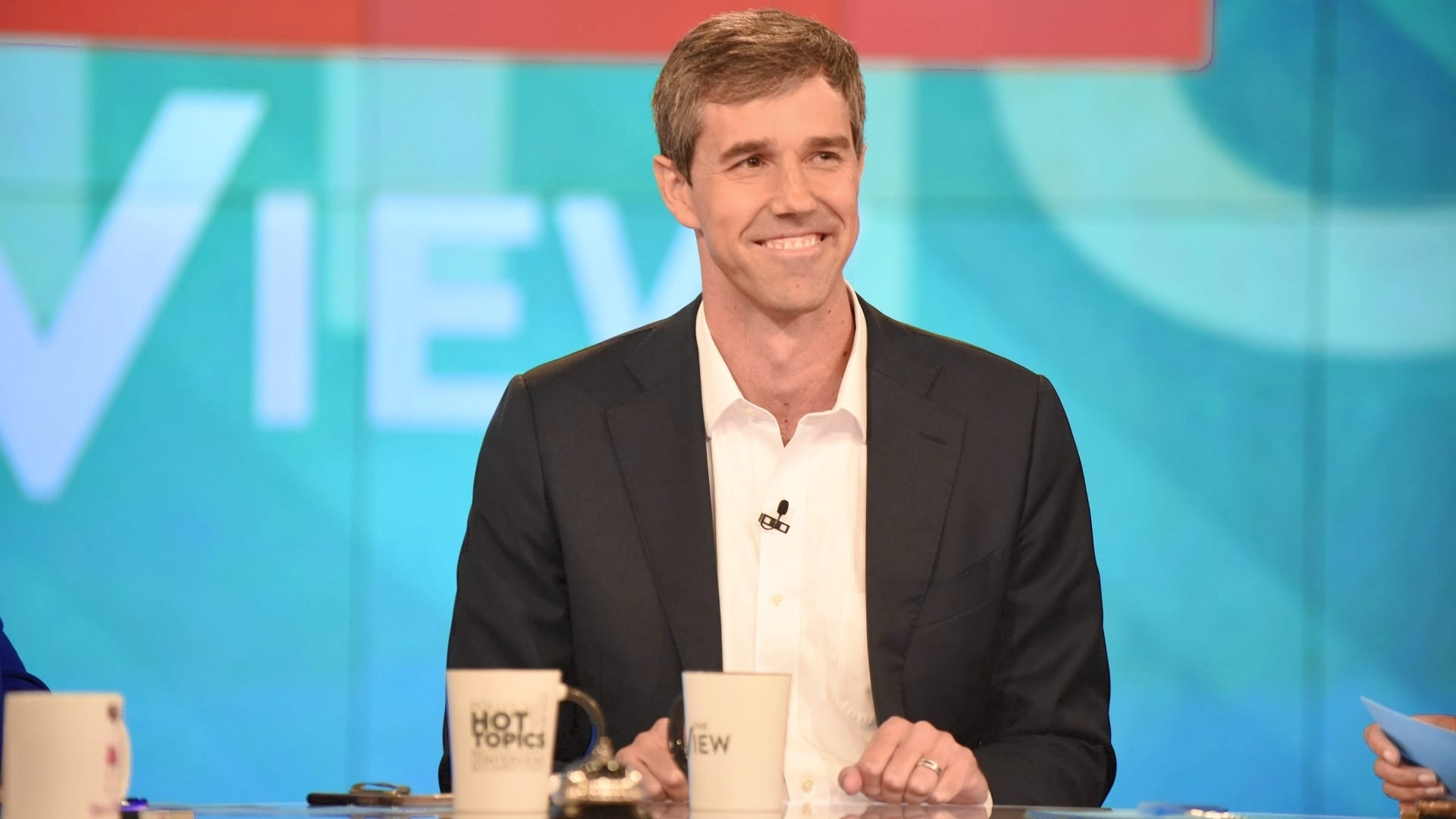 The View Season 22 :Episode 201  Beto O'Rourke; Kofi Siriboe