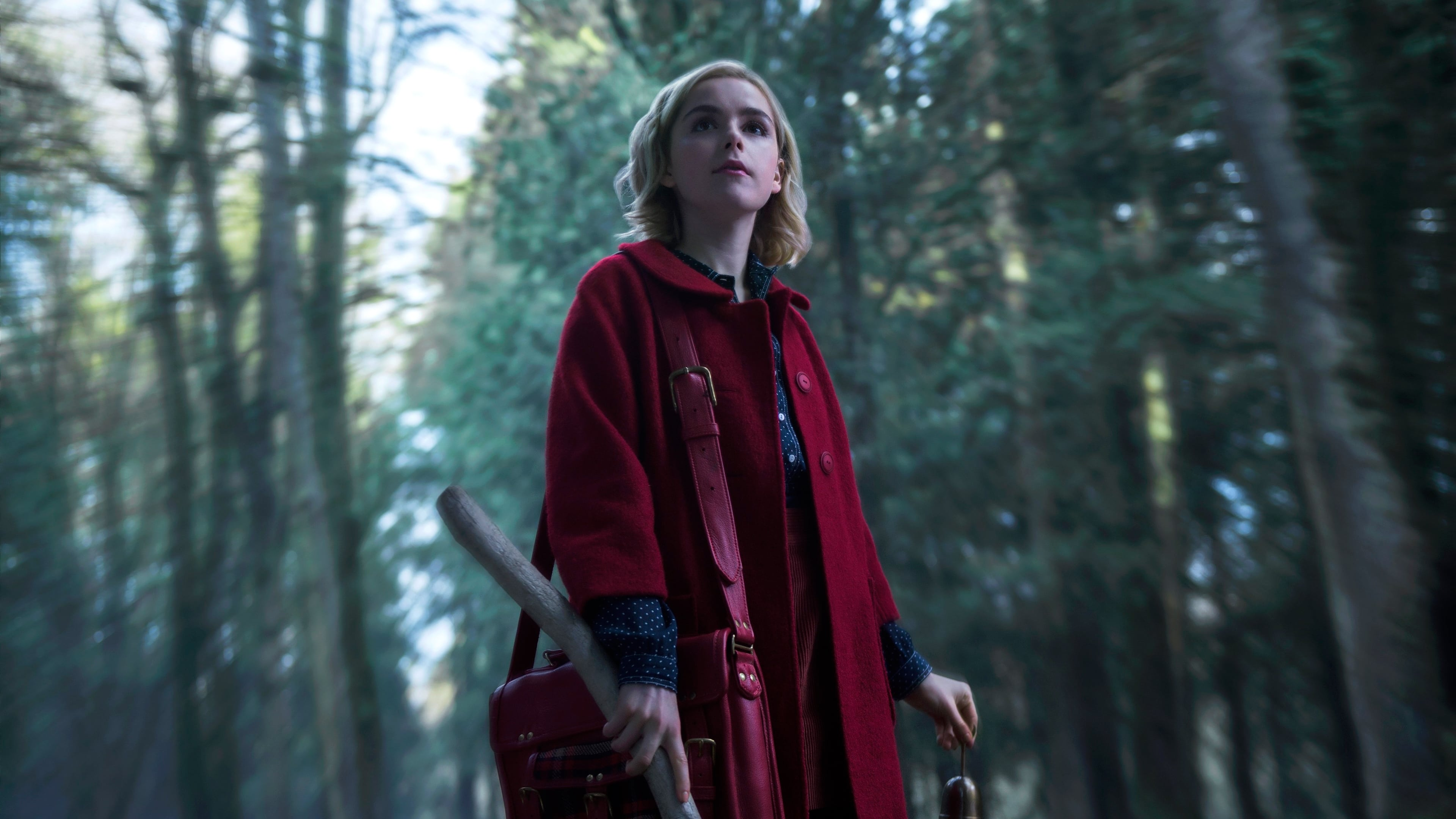 Chilling Adventures of Sabrina Season 1 Episode 6 : Chapter Six: An Exorcism in Greendale